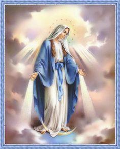 Persa nel Blu: ASSUNZIONE DI MARIA