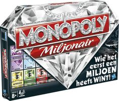Monopoly Miljonair board game