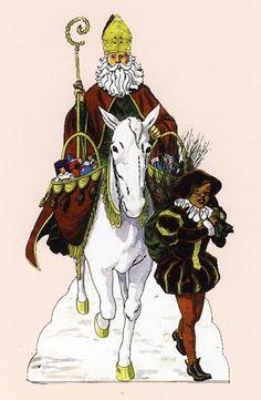 The Legend of Sinterklaas, Book