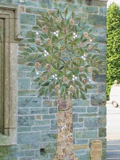 Image result for mosaic walls garden