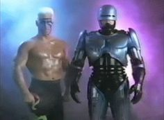 Discover & share this Robocop GIF with everyone you know. GIPHY is how you search, share, discover, and create GIFs. Sting Wcw, Boombox, Cinema, Batman, Wrestling, Superhero, Fictional Characters, Randy Orton, Pairs