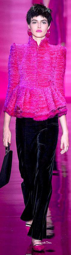 Très Haute Diva ♔  Giorgio Armani Privé Couture Fall 2015