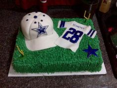 dallas cowboys cake | Flickr - Photo Sharing!