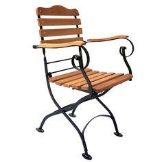 Tosca Folding Arm Chair - EACH