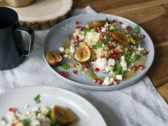 Orientalischer Couscous-Salat mit Feigen - Rezepte - Kitchen Stories