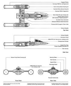 The BTL-S3 Y-wing starfighter was a fighter-bomber built by Koensayr Manufacturing. First used...