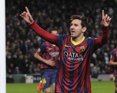 Messi, sobre su nuevo récord: \