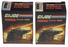 Is this FUN or what? Lot of 2 GI Joe C... Check it out here! http://funsationalfinds.com/products/gi-joe-cobra-hiss-tank-deluxe-mega-mini-kit-lot-2-lights-sounds?utm_campaign=social_autopilot&utm_source=pin&utm_medium=pin