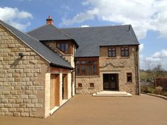 Eco Resin Bound at newly built home.