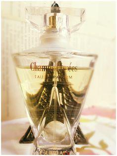 Kolekcje perfum Czytelników - Madlen, Guerlain Champs Elysees