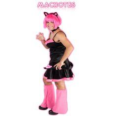 TWISTER GAME BOARD GIRLS COSTUME Halloween Cosplay Fancy Dress G8