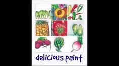 Intro on Delicious Paint online course... How to paint ...Tracey Fletcher-King - YouTube