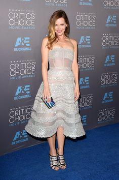 Critics Choice Movie Awards 2015 - Leslie Mann
