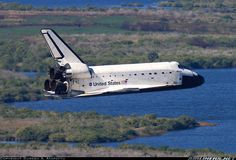 Rockwell Space Shuttle of National Aeronautics and Space Administration - NASA. Nasa Space Program, Air Space, Deep Space, Space Center, Space Shuttle, Space And Astronomy, Our Solar System, Aircraft Pictures, To Infinity And Beyond
