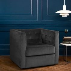 """Rochester Swivel Armchair 