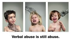 I feel people forget about the other forms of abuse. Verbal/emotional abuse is is just as painful as physical abuse. Verbal Abuse, Emotional Abuse, Abusive Parents, Abuse Quotes, Les Sentiments, Toxic Relationships, Domestic Violence, Social Work, Respect