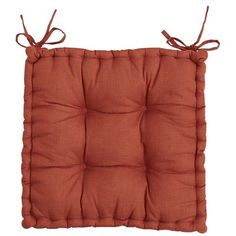 Patio Seat Cushion 18 1 2 X21 X3 Sea Coral Print Bedroom Patio