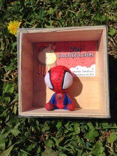 Handmade! A Superman of polymerclay! :)