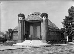 Pavillon Primavera, Exposition des arts décoratifs, Paris, Henri Sauvage, 1925