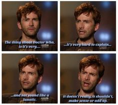 I feel ya, David. Tried to explain to my friends a few things a couple of times, they still think I've gone mad.