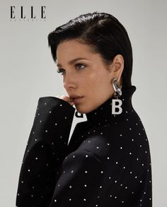 December Cover Star Halsey Talks Confidence And Cancel Culture Music super star Halsey is ELLE Australia's cover star, talking her new album, growing up and embracing her appearance. Read the full interview. Halsey New Album, Superstar, Interview, Sam Sam, Star Wars, Fc B, Celebs, Celebrities, Blue Hair
