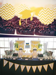 pictures of graduation parties | 25 Graduation Party Ideas And Graduation Party Printables.    @Cassidy Sheehan