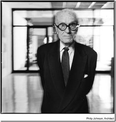 Iconic Legends: The 10 Greatest Modern Architects of Our Time Philip Johnson's Philip Johnson, Modern Architects, Famous Architects, Tilting At Windmills, Tom Wright, Crystal Cathedral, Moving Company Quotes, Environmental Portraits, Contemporary Classic