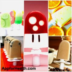 Zoku pops from Appetite for Health!