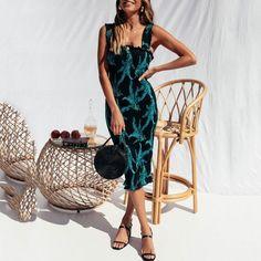 Sexy Printed Colour Delaney Dress – ebuytide