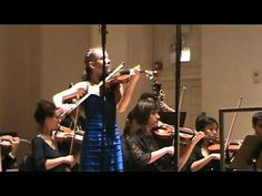 Serena Harnack solo Bruch Concerto, 1st mvt Yahoo Search