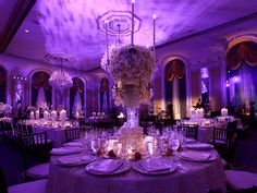 8 Eye-Catching Table Setting Inspirations for Your Big Day  #wedding