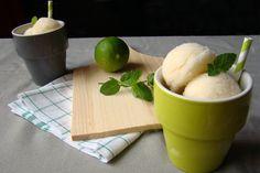 En mojito addict assumée, je me devais de vous présenter mon petit péché mignon glacé de l'été : le sorbet au mojito. Et oui… Même glacé, c'est divinement bon !!! Je sais que l&rs…