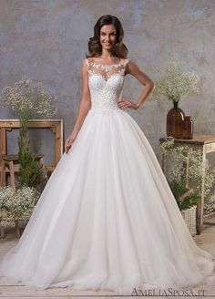 Wedding Dress Inspiration - Amelia Sposa
