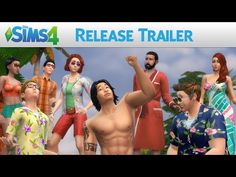 Die Sims 4: OFFIZIELLER RELEASE TRAILER