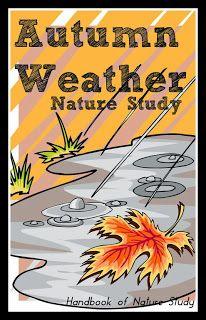Handbook of Nature Study: Outdoor Hour Challenge - Autumn Weather Study