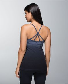 ombre with a gorgeous back