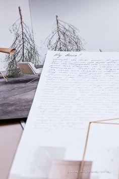 DIY Briefpapier aus Katalogseiten