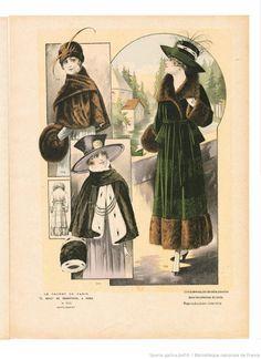 1917. Le Cachet de Paris. №10