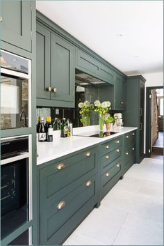 """Here are some simple guidelines and tips for townhouse kitchen remodel >>> Be su. >> Be su…""""> Here are some simple guidelines and tips for townhouse kitchen remodel >>> Be sure t Home Decor Kitchen, Interior Design Kitchen, Kitchen Furniture, New Kitchen, Home Kitchens, Kitchen Ideas, Cheap Furniture, Kitchen On One Wall, Hickory Kitchen"""