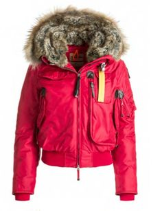 Parajumpers 2017 - 2018 - Gobi Red Down Jacket