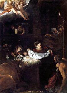 The Athenaeum - Nativity (Francesco Albani)