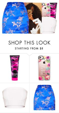 """Only rock with bad bítches, noting but bad bítches in my circle"" by c-azmere ❤ liked on Polyvore featuring Casetify"