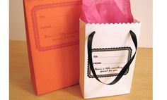 DIY: Gift Bags Made from Recycled Envelopes | Care2 Healthy Living