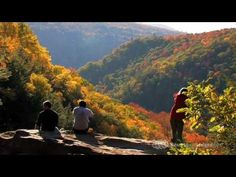 Setting of Rip Van Winkle--Catskills, New York Part One - Destination Video - Travel Guide