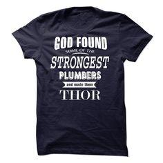 (Tshirt Coupons) The best Thor-Plumbers [Guys Tee, Lady Tee][Tshirt Best Selling] Hoodies, Funny Tee Shirts