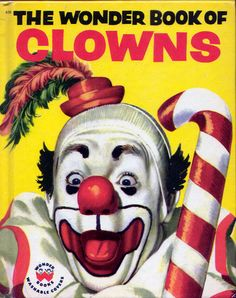 clowns are people too... people who want to hurt you. Thought of you @Lindsay Misch, bwahahaha!