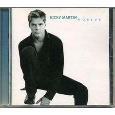 RICKY MARTIN, Vuelve CD