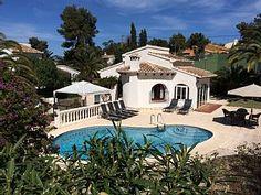 3+Bedroom+Villa+With+Private+Pool+In+Javea+++Holiday Rental in La Granadella Beach from @HomeAwayUK #holiday #rental #travel #homeaway