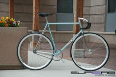 Vintage Eddy Merckx Bikes