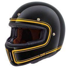 Nexx XG100 Devon Custom Retro Cafe Racer Full Face Motorcycle Helmet | All Sizes